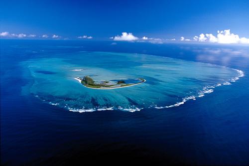 St. François Atoll