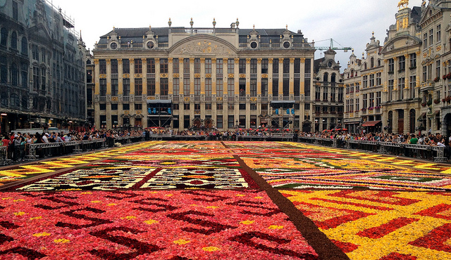 Brusel Flower Carpet