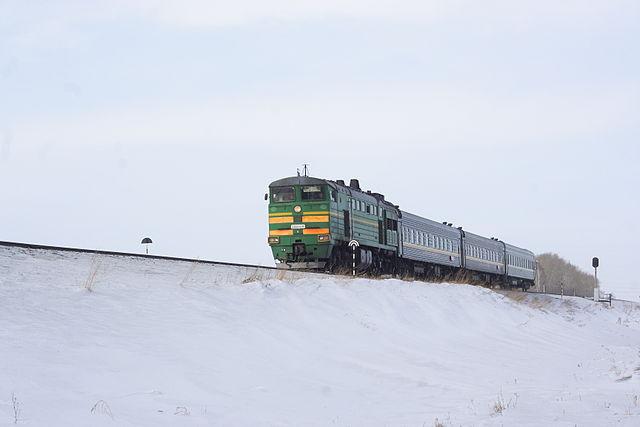 Barnaul - Bijsk