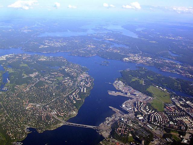 Štokholmské súostrovie