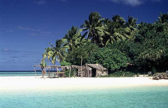 Nuku Island