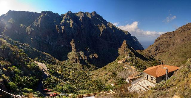 Masca Canyon