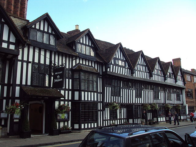 Mercure The Shakespeare Hotel