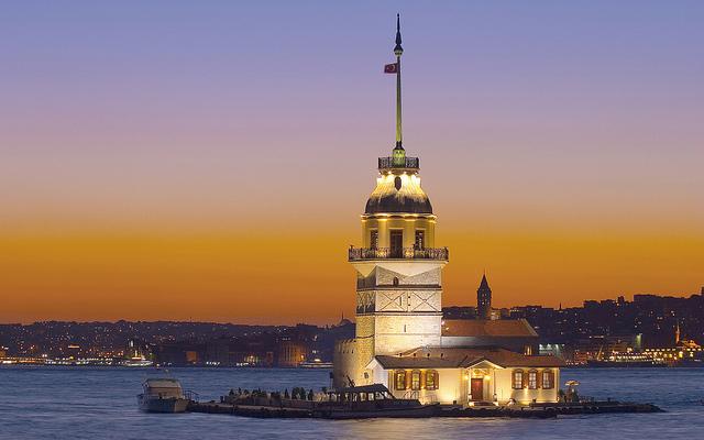 Maiden Tower