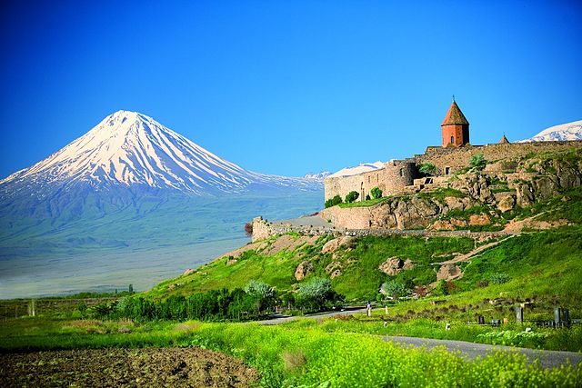 MAlý Ararat