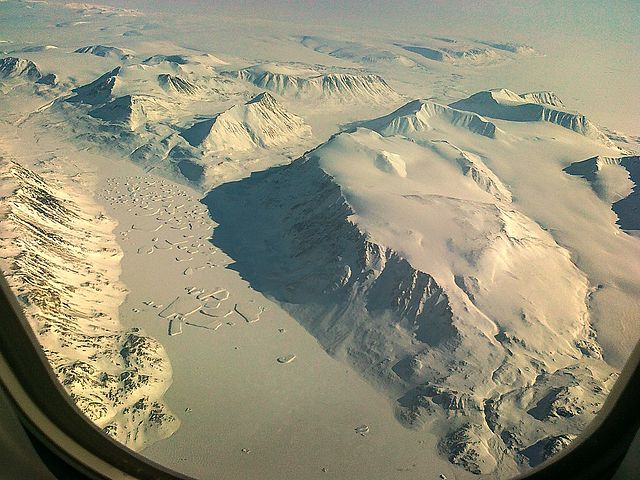 North Polar Flight