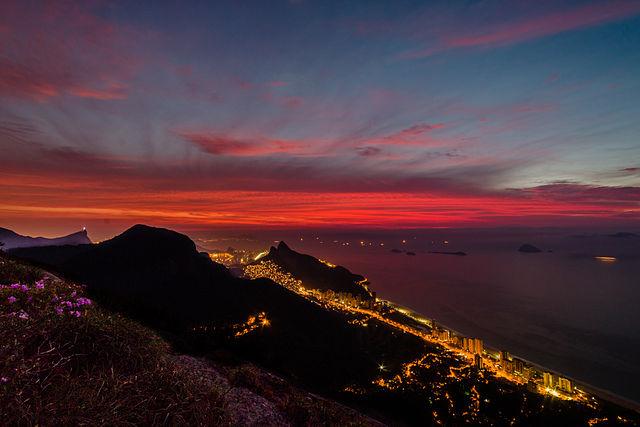 View from Pedra Bonita