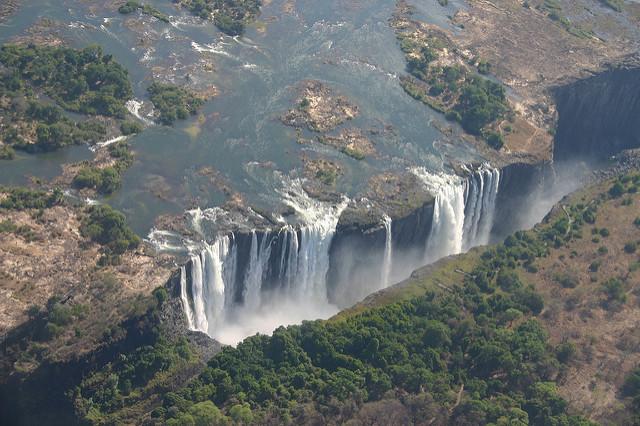 Viktóriine vodopády