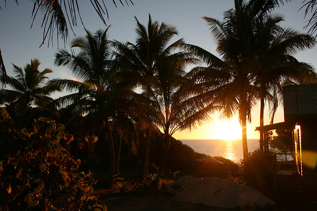 Niue Sunset
