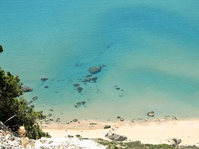 Tsambika Bay