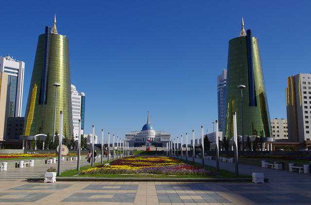 Astana Downtown