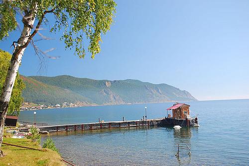 Bajkalské jazero