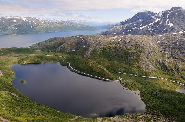 Kvaløya Island