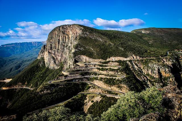 Serra da Leba Pass