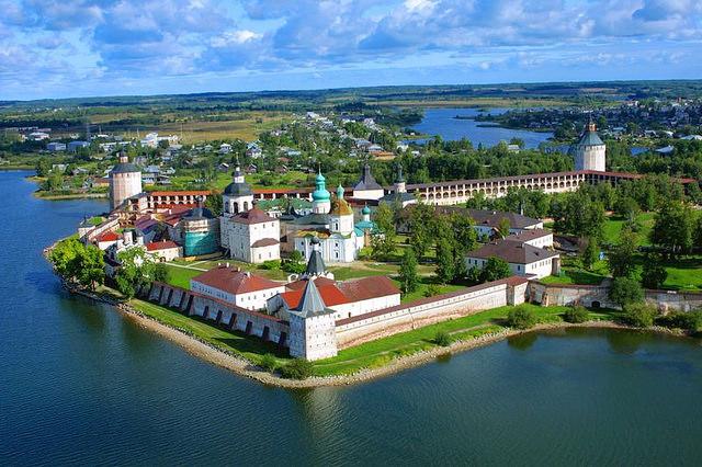 Kirillo-Belozerský kláštor