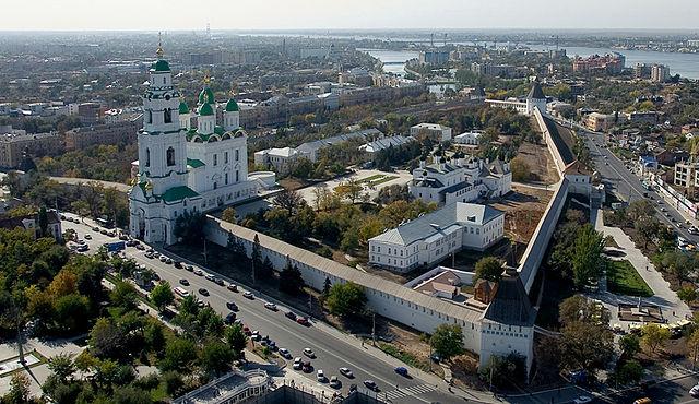 Astrachanský Kremeľ