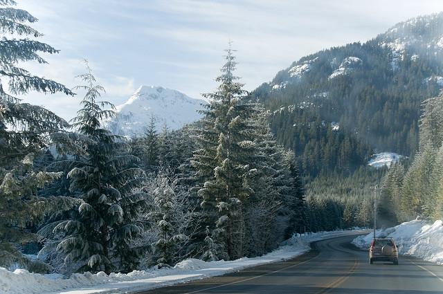 Nanaimo to Ucluelet Road via Port Alberni