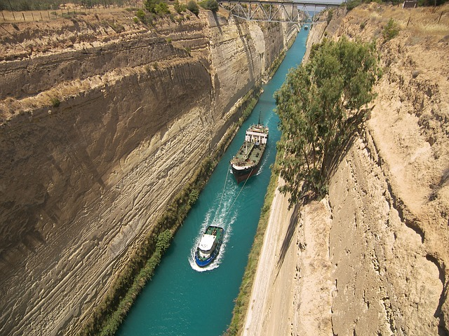 Korintský prieplav