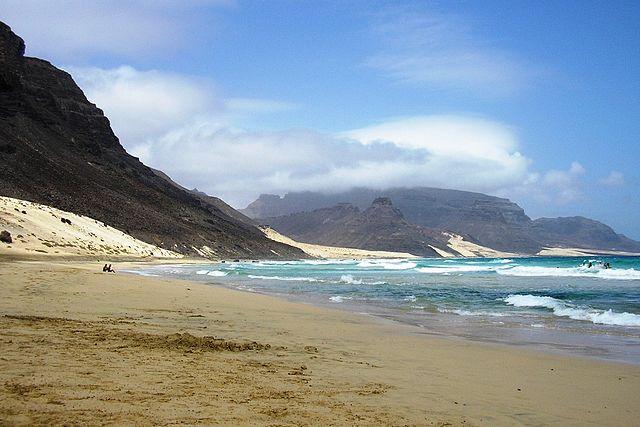 Praia Grande Calhau