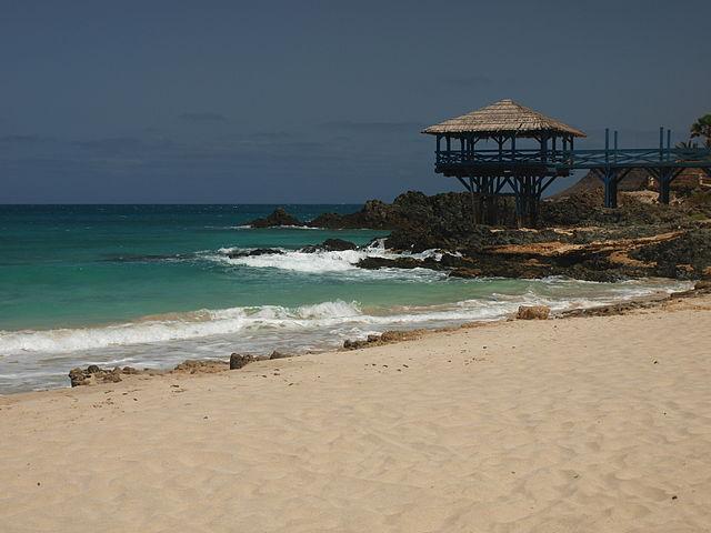 Praia de Cabral
