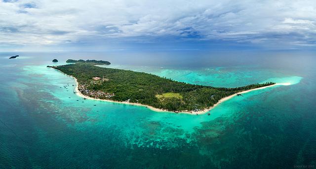 Mantanani Islands