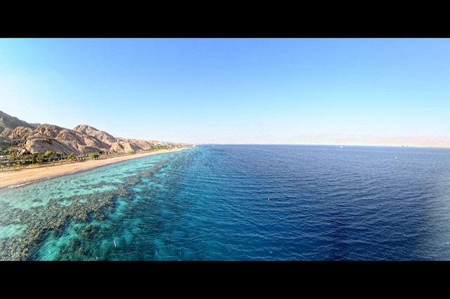 Eilat Soth Beach