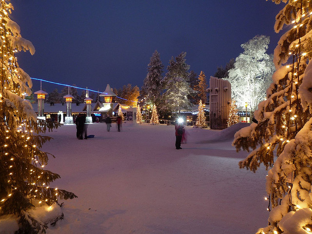 Santa Claus Vilage
