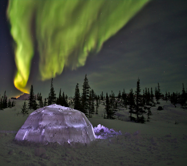 Aurora Borealis in Churchill