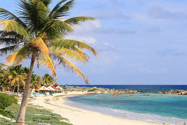 East Coast on Cozumel