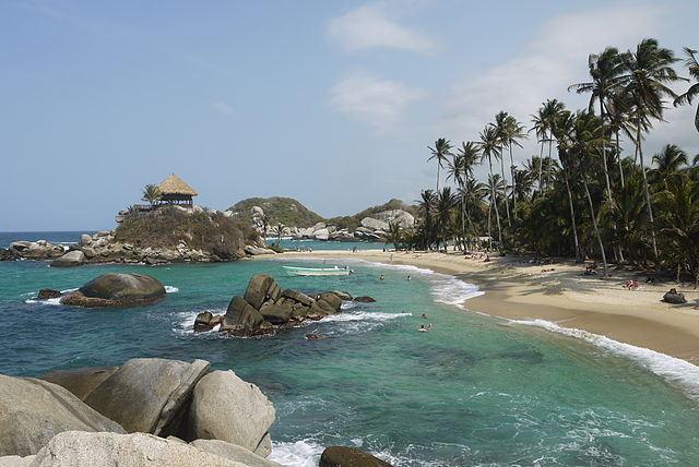 Tayrona Nationl Park
